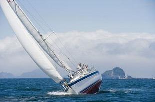 ヨットセーリング体験の写真