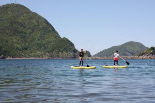 SUP体験&屋形島散策の写真