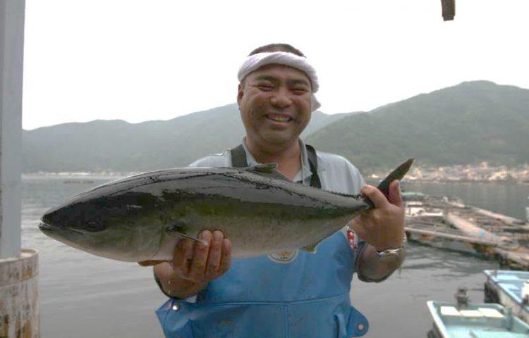 一日漁師体験の写真